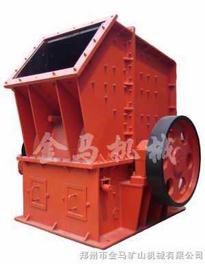河南郑州单段细碎机