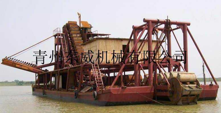 供应挖沙船  青州东威机械有限公司