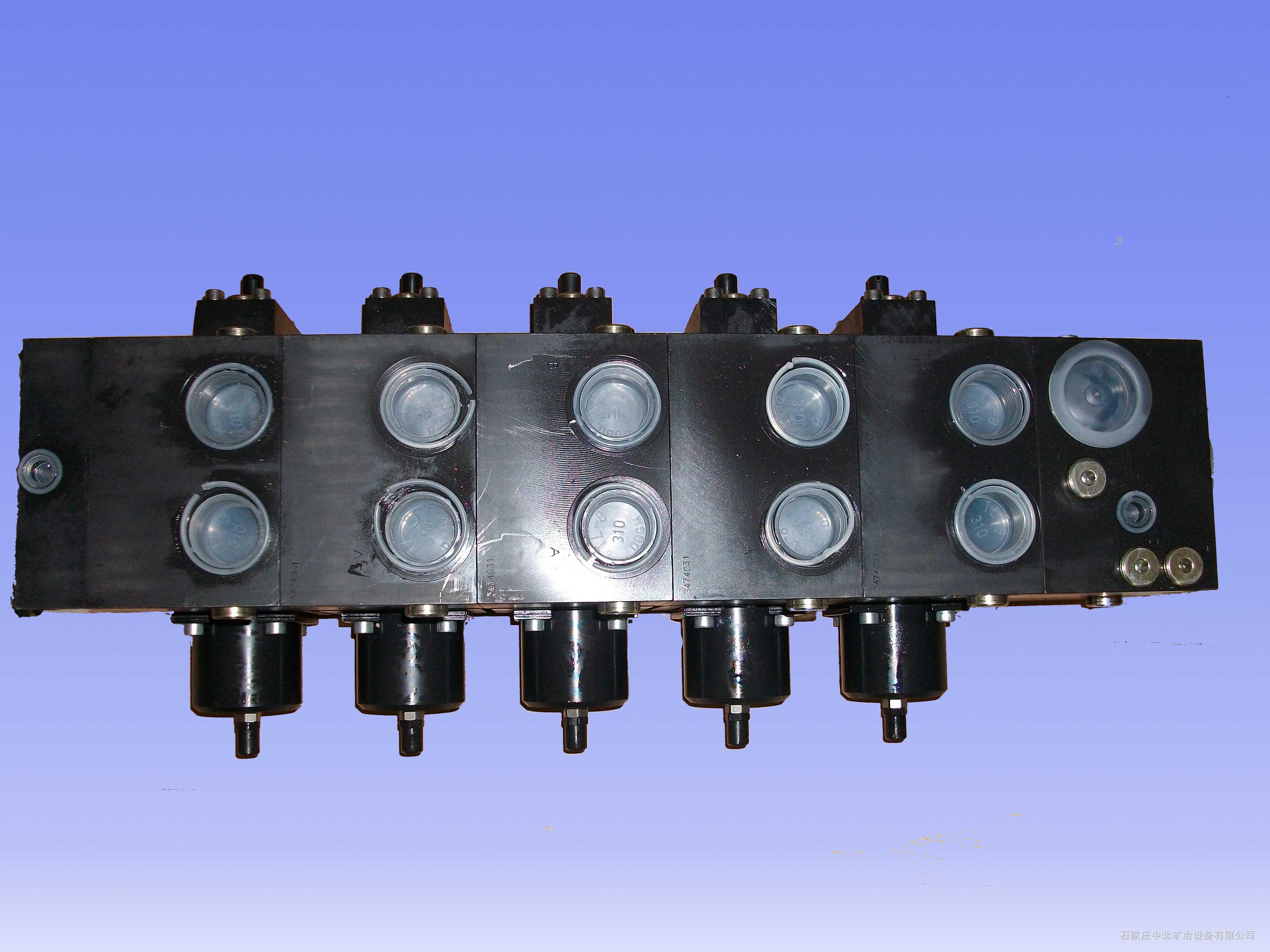 佳木斯煤机公司EBZ300型掘进机用PSVFA2/300/6-5-2-E2系列多路换向阀