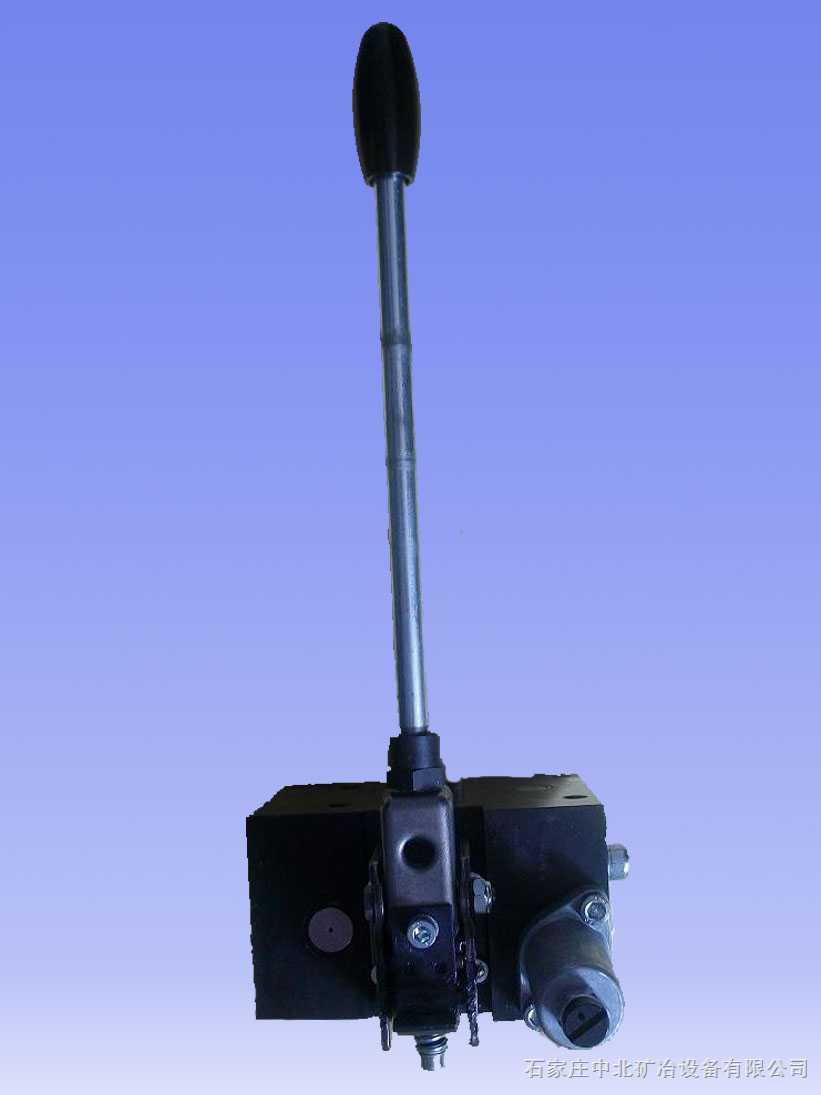 石家庄煤机公司产EBZ100型掘进机用DL41-3-D-C/E1-2-160系列哈威HAWEI换向阀