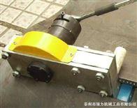 机械式钢丝绳皮带切割机