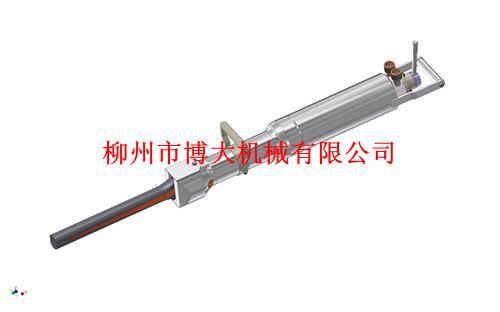 钢制分裂枪