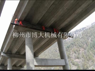 桥梁检测维修车