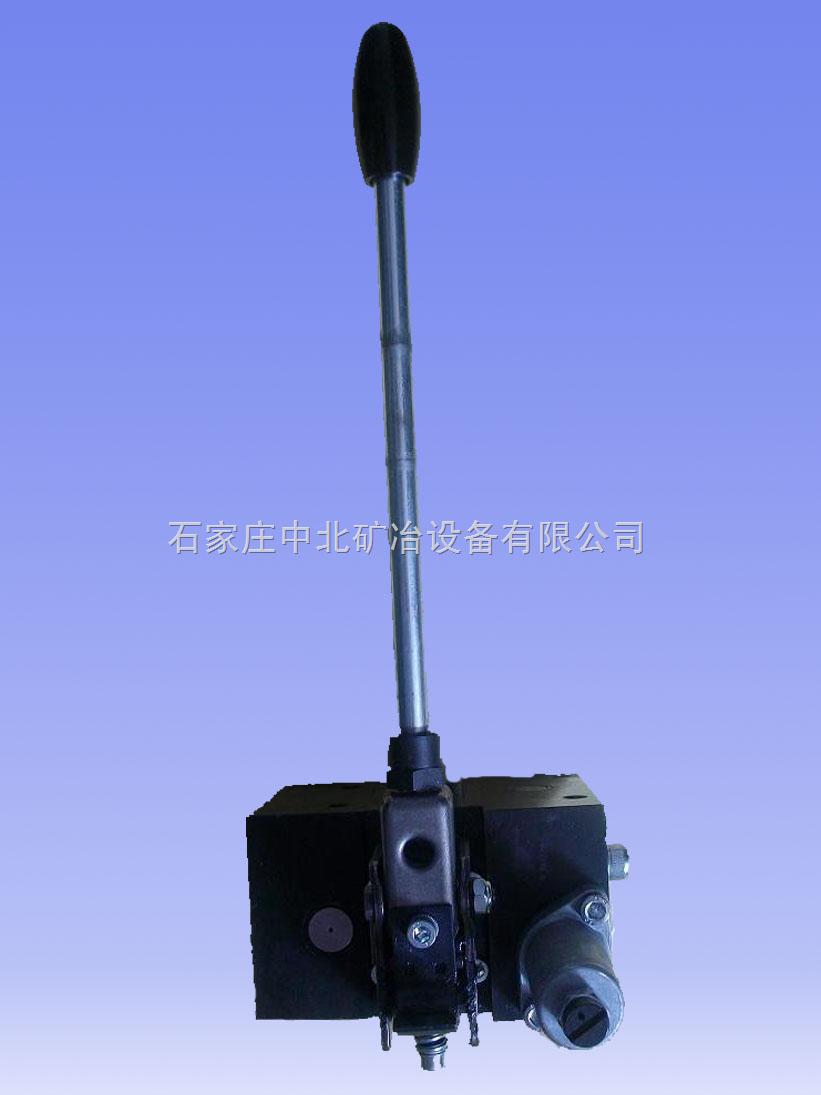 HAWE哈威DL41-3-D-C/E1-2-160手动换向阀