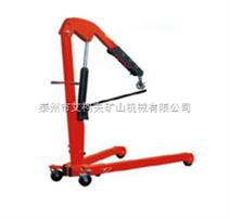 DJ-2折叠式液压吊车/吊车专卖/艾柯夫矿山机械