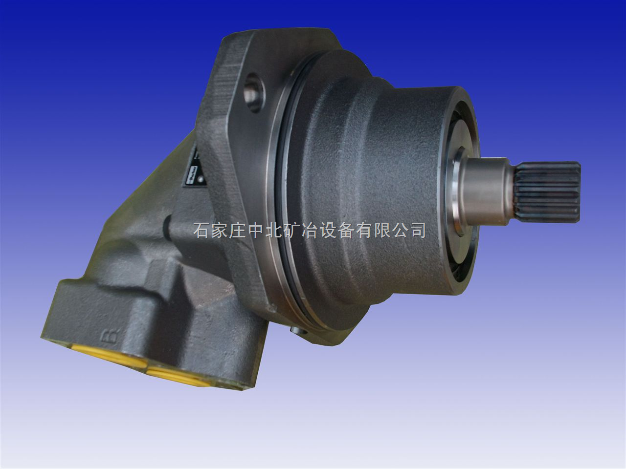 PARKER派克F12-125-MF-CV-C-000-000-0液压马达
