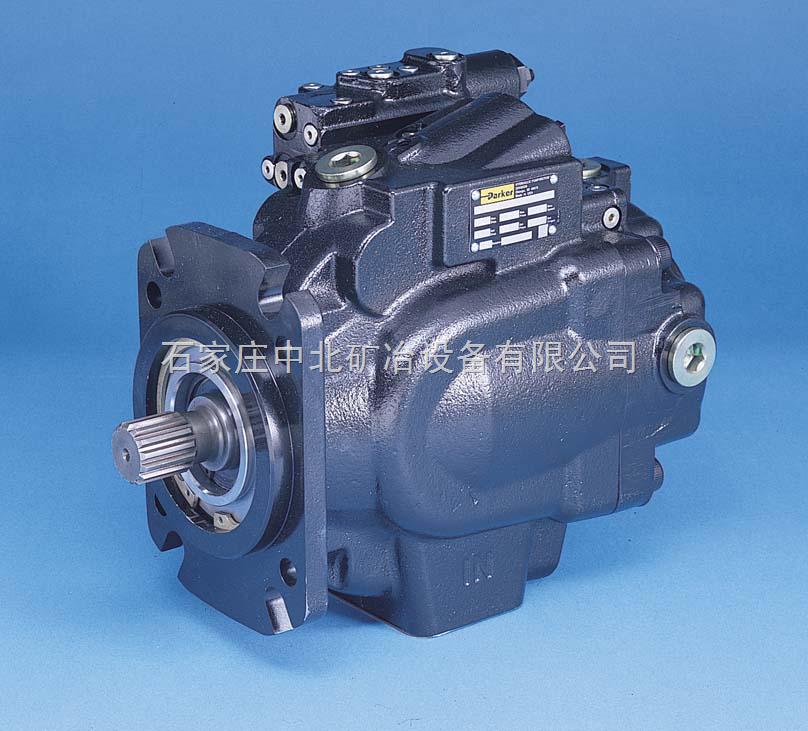PARKER派克P3145+P3095液压泵