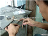 沃克能源氢氧焰铂电阻焊接机