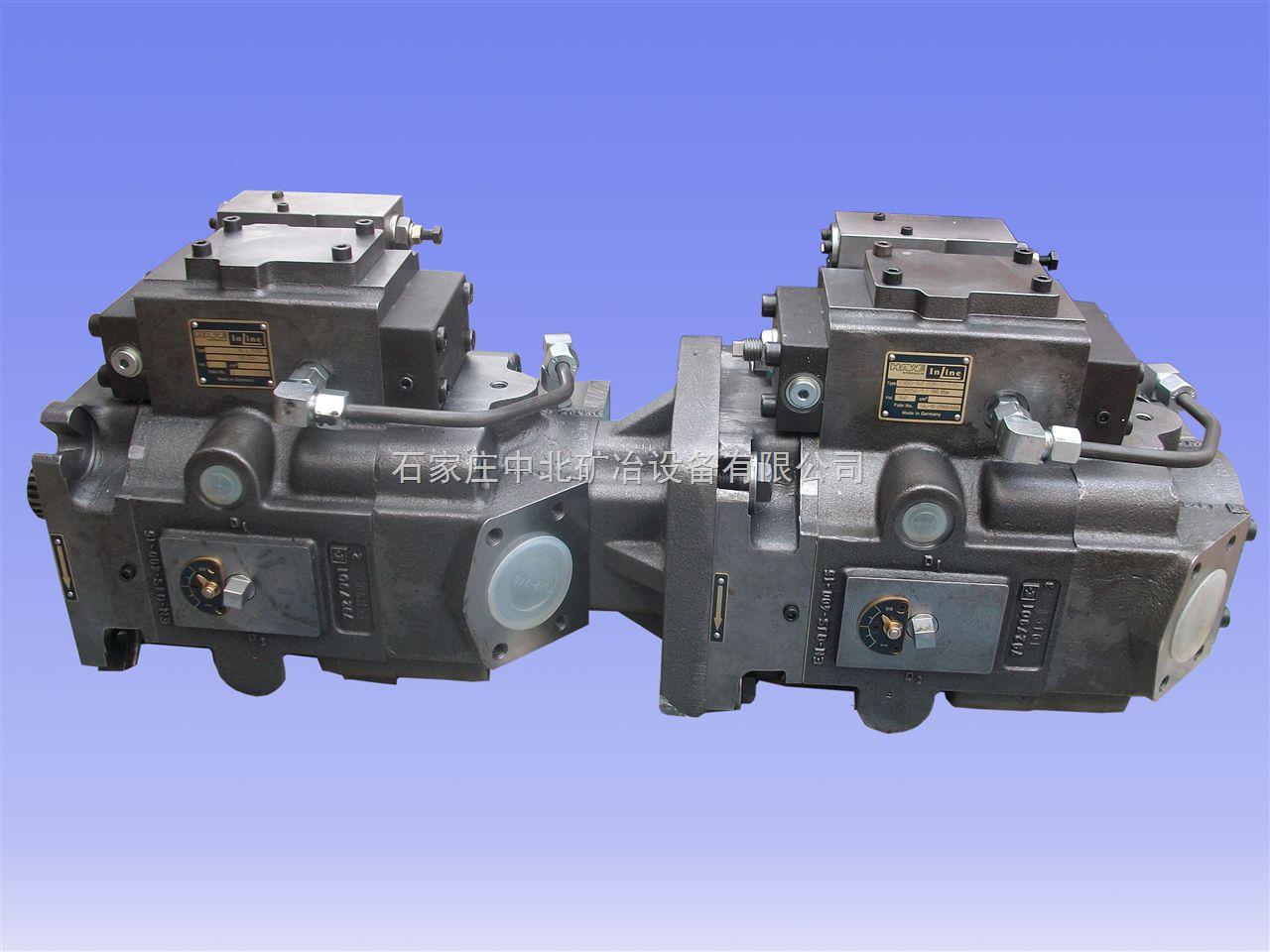 HAWE哈威V30D160+V30D045两联柱塞变量泵