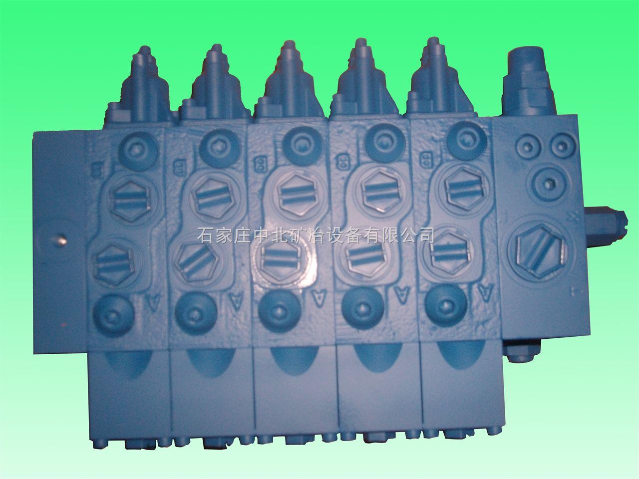 Rexroth力士乐M4-4274-20JHSYV01/5M4-15五联多路换向阀