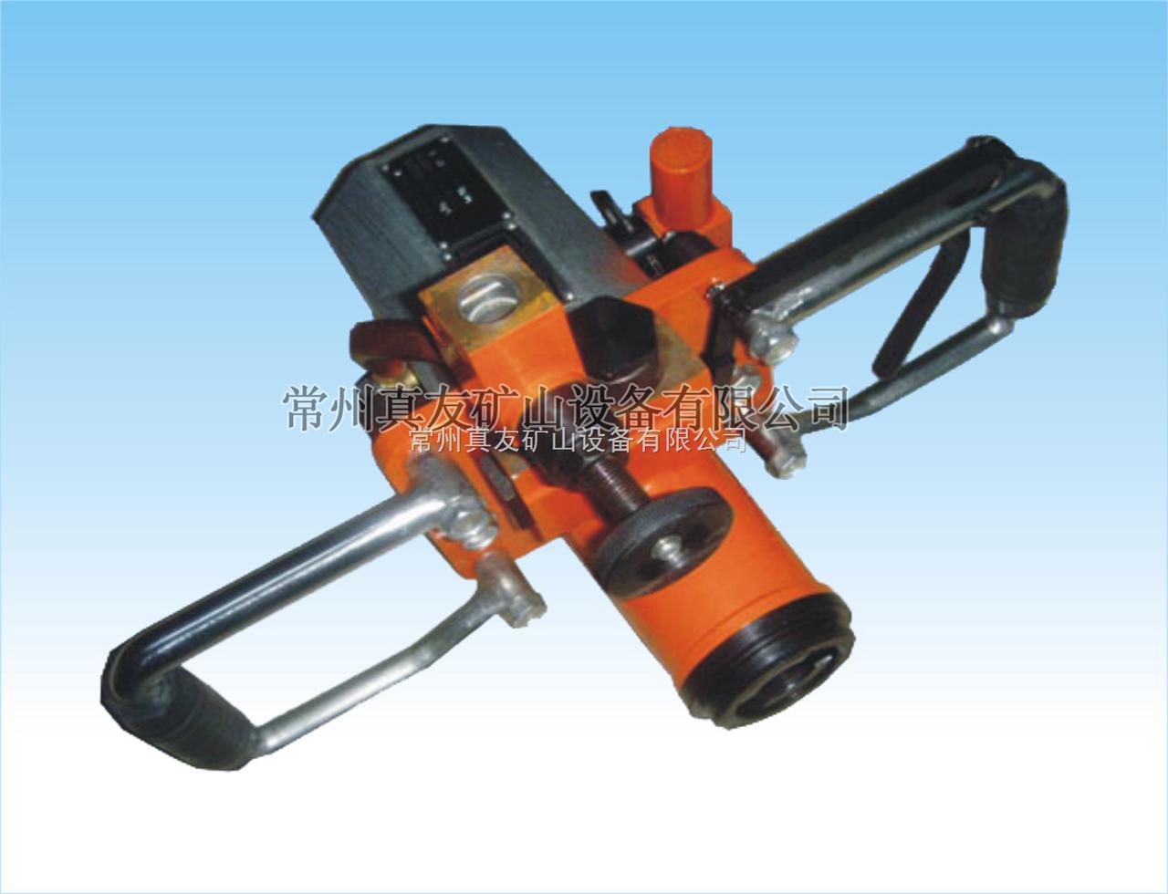 手持式乳化液钻机(液压煤钻)图片